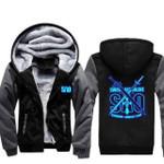 Sword Art Online Lambent Light & Elucidator Fleece Jacket