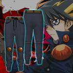 Yu-Gi-Oh! Fudo Yusei Cosplay Jogging Pants