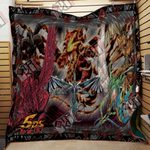 Yu Gi Oh! 5Ds 3D Quilt Blanket