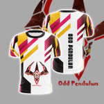 Yu Gi Oh! Arc-V - Odd Pendulura Unisex 3D T-shirt
