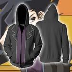 Yu-Gi-Oh! GX Chazz Princeton Cosplay Zip Up Hoodie Jacket