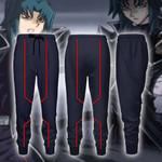 Yu-Gi-Oh! GX Zane Truesdale Cosplay Jogging Pants