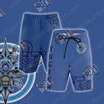 Yu-Gi-Oh! Obelisk The Tormentor Beach Shorts
