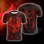 Team Valor Pokemon Go New Unisex 3D T-shirt