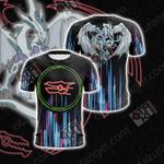 Yu-Gi-Oh! Stardust Dragon New 3D T-shirt