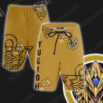 Yu-Gi-Oh! The Winged Dragon Of Ra Beach Shorts