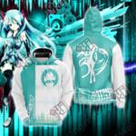 Hatsune Miku New Version 2019 Unisex 3D Hoodie