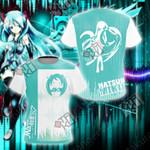 Hatsune Miku Version 2019 Unisex 3D T-shirt