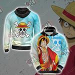 One Piece - Luffy Unisex 3D Hoodie