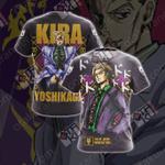 JoJo's Bizarre Adventure - Yoshikage Kira Unisex 3D T-shirt