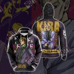 JoJo's Bizarre Adventure - Yoshikage Kira Unisex 3D Hoodie