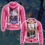 Cardcaptor Sakura New Version Unisex Zip Up Hoodie Jacket