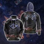 Sailor Moon New Style 3D Hoodie