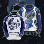 Megaman New Collection Unisex 3D Hoodie