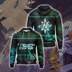 Digimon - Friendship means Courage Unisex Zip Up Hoodie Jacket