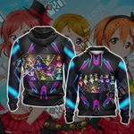 Love Live! Zip Up Hoodie