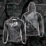 Steins;Gate Unisex Zip Up Hoodie Jacket