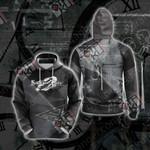Steins;Gate Unisex 3D Hoodie