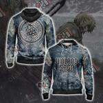 Vinland Saga Unisex Zip Up Hoodie Jacket