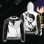 Shaman King - Tao Ren Unisex Zip Up Hoodie Jacket