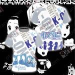 K-On! Unisex 3D T-shirt