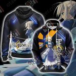 Fate/Extella: The Umbral Star Unisex 3D Hoodie
