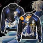 Fate/Extella: The Umbral Star Unisex Zip Up Hoodie Jacket