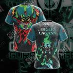 Gurren Lagann Unisex 3D T-shirt
