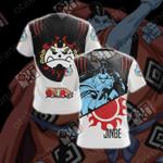One Piece - Jinbe Unisex 3D T-shirt
