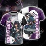 RWBY - Maria Calavera 'The Grimm Reaper' Unisex 3D T-shirt