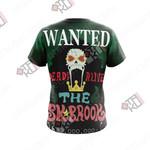 One Piece - Soul King Brook Unisex 3D T-shirt