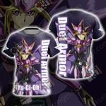 Yu-Gi-Oh! Capsule Monsters - Duel Armor Unisex 3D T-shirt
