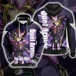 Yu-Gi-Oh! Capsule Monsters - Duel Armor Unisex 3D Hoodie