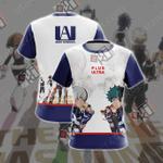 My Hero Academia New Look Unisex 3D T-shirt