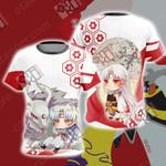 Inuyasha - Sesshoumaru Unisex 3D T-shirt