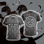 Kuroshitsuji Unisex 3D T-shirt
