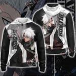 Bleach - Hitsugaya Toshiro Unisex Zip Up Hoodie Jacket