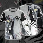 Bleach New Collection Unisex 3D T-shirt