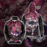 Fate/ExtraCCC - Lancer Unisex 3D Hoodie