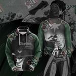 Code Geass- Suzaku Kururugi Unisex 3D Hoodie