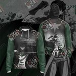 Code Geass- Suzaku Kururugi Unisex Zip Up Hoodie Jacket
