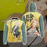 Naruto - Tsunade Unisex Zip Up Hoodie Jacket
