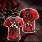 Naruto - Kyuubi 6 tails Unisex 3D T-shirt