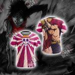 One Piece - Luffy Unisex 3D T-shirt