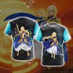 Sword Art Online - Alice Schuberg Unisex 3D T-shirt