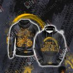 Money can't buy Riding Skills Unisex 3D Hoodie