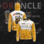 DrUncle Beer+Uncle Zip Up Hoodie