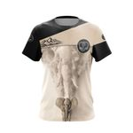 I Love Elephant Unisex 3D T-shirt