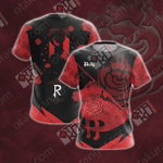 RWBY Ruby Rose New Collection Unisex 3D T-shirt
