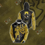 RWBY Yang Xiao Long New Collection Unisex 3D Hoodie